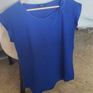 Beautiful cobalt blue top